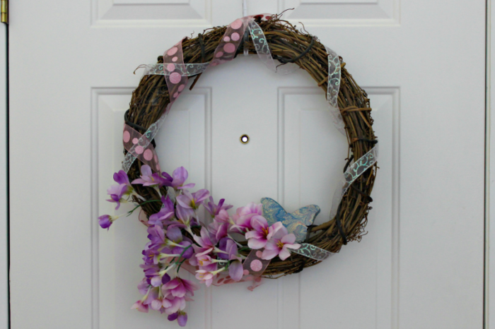 wreath makeovers