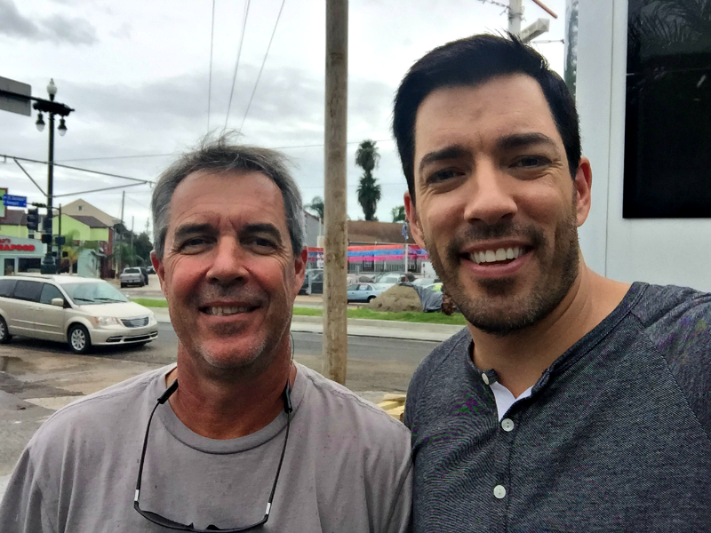Have you ever watched HGTV and thought of questions you'd want to ask the talent? I had the chance to ask Drew Scott, 1/2 of the Property Brothers, a few questions on design, home renovations, and behind the scenes info!