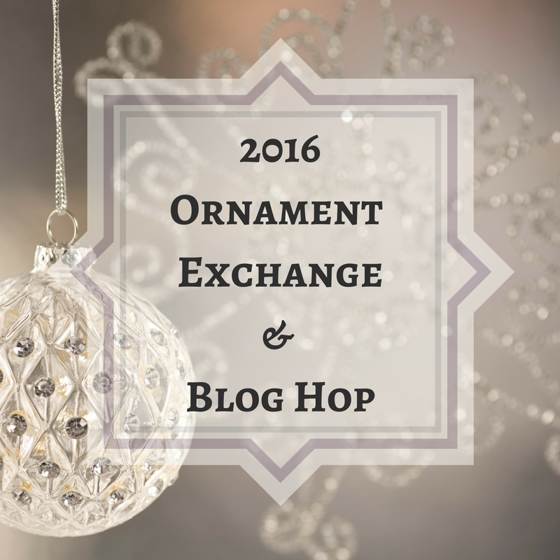 2016 Ornament Exchange & Blog Hop
