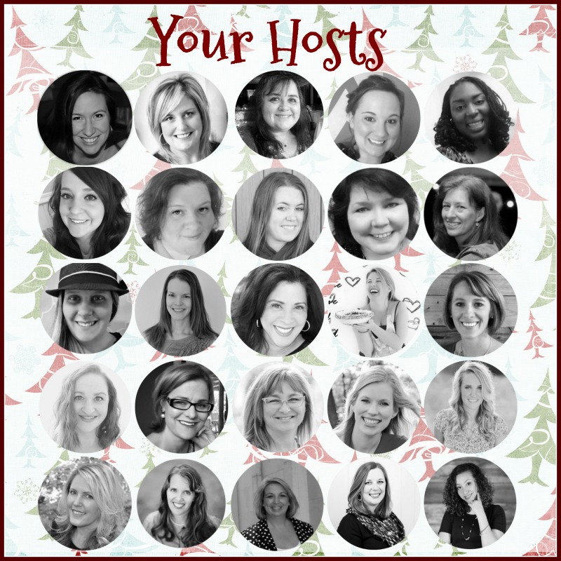Do you love Christmas movies? We've got 25 talented bloggers to put together a host of food and craft ideas based on your favorite movies!