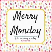 Merry Monday Link Party #134