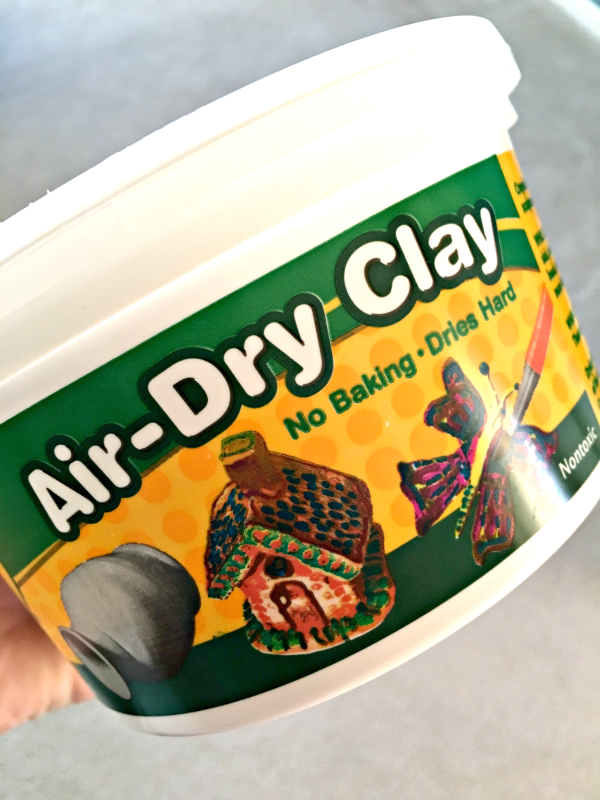 I love trying new crafts, and the Create and Share challenge group is perfect for that! This month, we were challenged to use Air Dry Clay in a project. Come see my Air Dry Clay Vase FAIL - yep, we don't always create gold!
