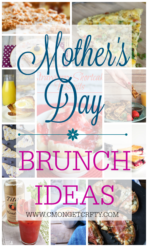 Find the perfect additions for your own Mother's Day Brunch with these great ideas from awesome bloggers!