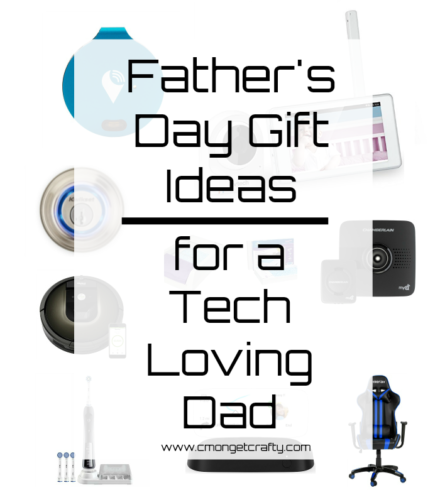 Show your tech crazy dad how much you appreciate him with this list of gift ideas for Father's Day! #NewDadMustHaves #AD