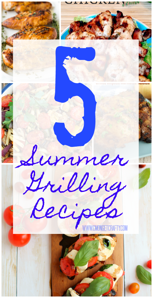 Summer has officially begun, so light the grill! Try a few delicious summer grilling recipes and enjoy the breezy summer air!