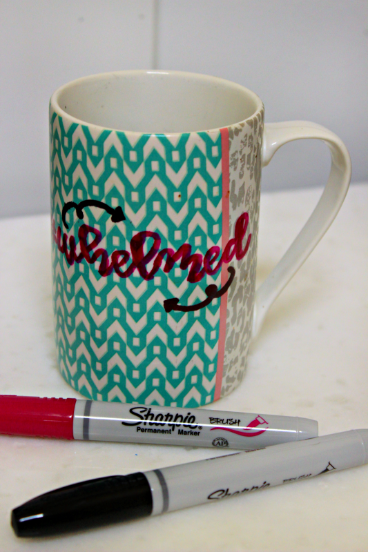 I love love LOVE the movie 10 THINGS I HATE ABOUT YOU, so I tried my first DIY Sharpie mug craft featuring a quote from one of my favorite parts of the film! Perfect for this month's #MovieMondayChallenge