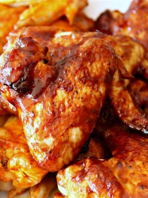 Easy & Delicious Homemade Chicken Wings