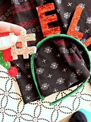 What sort of crazy Ugly Sweater DIY could you make from Dollar Store finds?
