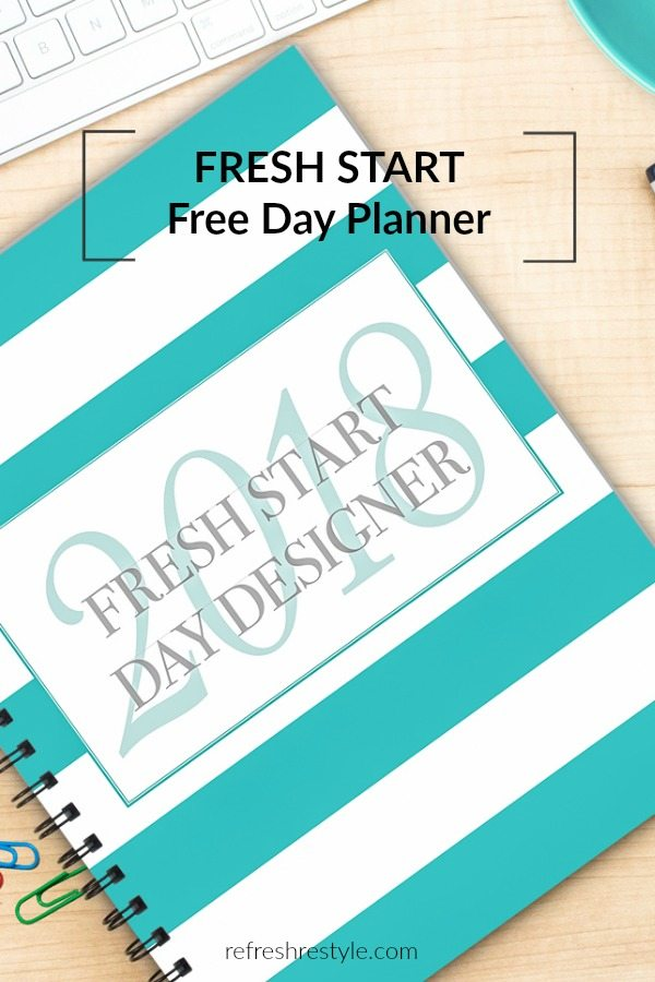 Free Day Planner, New Year Plans {MM #185}