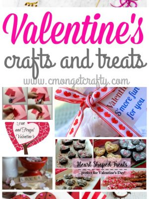 Valentine's Day Treats and Ideas {MM #187}