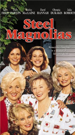 Steel Magnolias is one of my all time favorite movies, and I couldn't think of better inspiration for some fun party photo props! How fun would a Steel Magnolias wedding be? #MovieMondayChallenge
