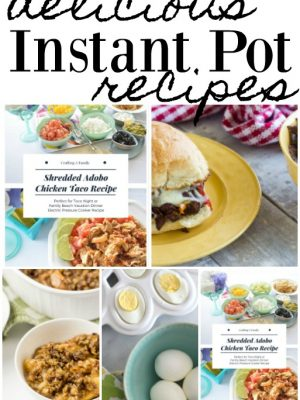 Instant Pot Recipes {MM #204}