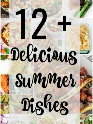 Delicious Summer Dishes {MM #203}