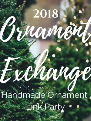 For this year's 2018 Ornament Exchange, I was paired up with a fellow blogger who is all about fabric crafts and annual angel tutorials. So I tried my hand at a DIY Ribbon angel ornament #ornamentexchange2018 #diy #christmas