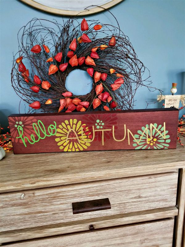 Fall in Love with Fall and get your autumn decorating on! I love the combination of color and texture, and of course, no display is complete without the proper lighting! #ad #wayfair #autumndecor